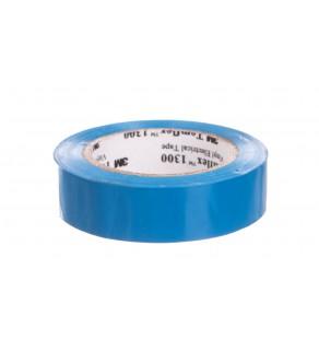 Taśma elektroizolacyjna Temflex 1300 niebieska 15mmx10m DE272962734/7000062614