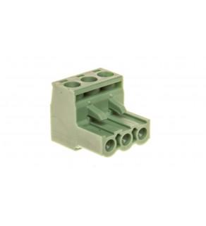 Złączka wtykowa do płytek drukowanych biało-zielona BCP-508- 3 GN 5441977