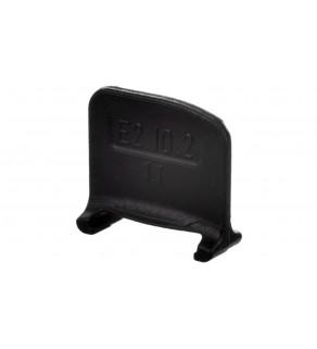 Separator standardowy z szeroką podstawą 1,5x5x10mm E2.10.2