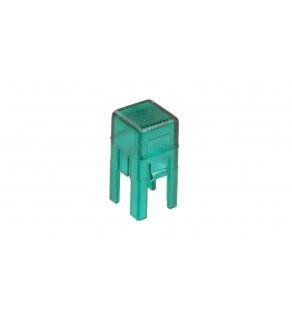 Klosz kolorowy zielony / do lampki kontrolnej/ L1 002439013