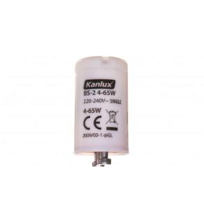 Zapłonnik do świetlówek BS-2 4-65W 7181