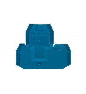 Pokrywa zamykająca niebieska D-UTTB 2,5/4 BU 3047455