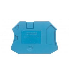 Pokrywa zamykająca niebieska D-UT 2,5/4-TWIN BU 3047142