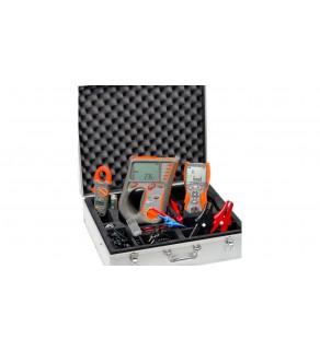 Zestaw mierników WME-6 (MPI-502 + MIC-2510 + CMP-400) WMPLWME6