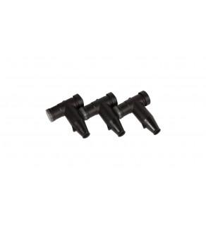 Głowica konektorowa kątowa 95-240mm2 CTS 630A 24kV 95-240/EGA z końcówkami śrubowymi 220775 355433 /komplet na 3 żyły