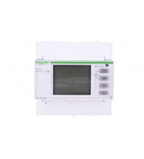 Miernik cyfrowy wielofunkcyjny (U, I, P, Q, f, PF) 5/1A przekładnik 100-480V AC Modbus RS485 modułowy PM3250 METSEPM3250