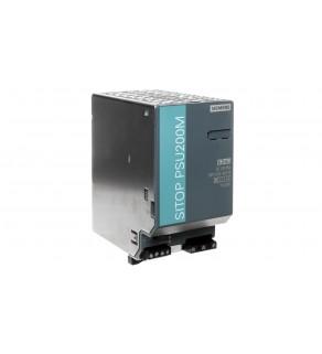 Zasilacz stabilizowany SITOP PSU200M 5A 120/230-500VAC 24VDC 6EP1333-3BA10