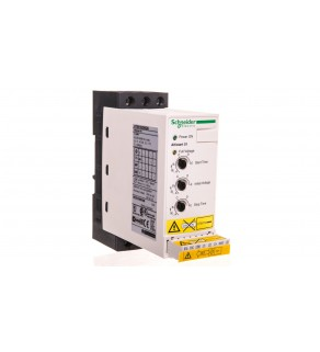 Softstart 3-fazowy 380-415VAC 6A 1,5-3kW 400V Altistart ATS01N206QN