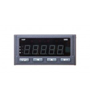 Programowalny miernik cyfrowy wejście 1-faz. zasilanie 85-253V AC/DC bez jednostki N30P 100000P0