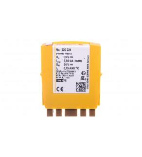 Ogranicznik przepięć na podst. BXT ML2 BE S 24 920224
