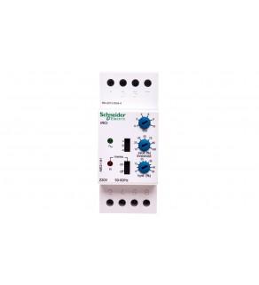 Przekaźnik kontroli prądu 1-fazowy 1P 0,5-10A AC 0,1-10sek iRCI A9E21181