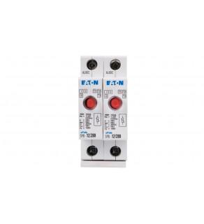 Ogranicznik przepięć B+C Typ 1+2 2P 12,5kA SPBT12-280/2 158309