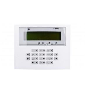 Manipulator LCD /zielone podświetlenie/ INTEGRA INT-KLCDL-GR