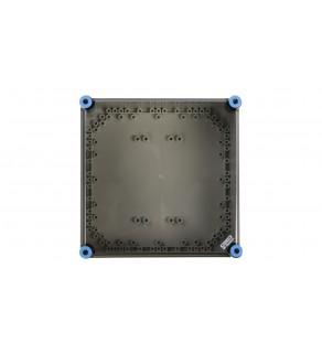 Obudowa pusta Mi, IP 65, wlk.2 - 300x300x170, pokrywa przezroczysta Mi 0200 2000001