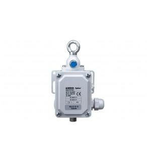 Wyłącznik cięgnowy /STOP/ 1Z+1R 120N z przyciskiem kasującym P2L131312