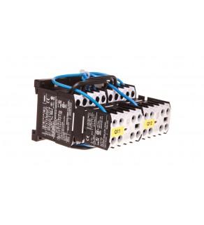 Zestaw nawrotny 9A 4kW AC-3 24V DC 2Z 0R DIULEM/21/MV-G(24VDC) 214655