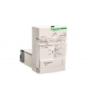 Blok wyzwalacza 3-biegunowy ochrona silnika 0,35-1,4A 24V DC LUCA1XBL
