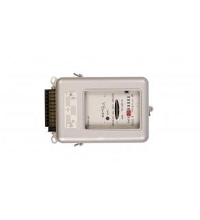 Licznik energii elektrycznej 3-fazowy C52ad 1,5/6A 3x220/380V (regenerowany / legalizowany)