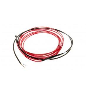 Kabel grzejny jednostronnie zasilany DEVIflex 10T/230V 10W/m 8m 140F1218