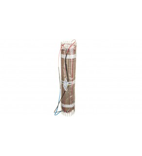 Mata grzejna dwustronnie zasilana DEVImat DSVF-150 150W/m2 0.5m2 140F0328
