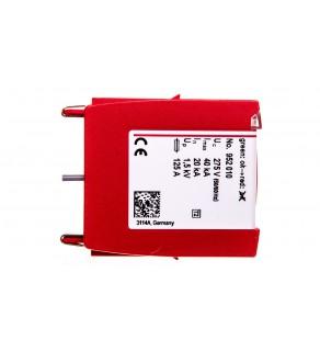 Akcesoria: moduł ochrony ogranicznika przepięć C Typ 2 20kA 1,5kV DG MOD 275 952010