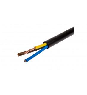 Przewód warsztatowy H05RR-F (OW) 3x1 żo /100m