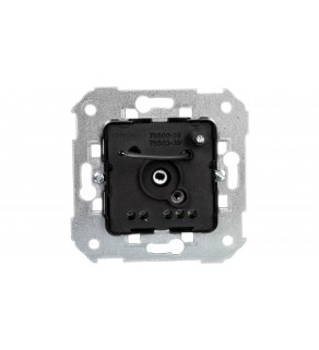 Simon 82 Termostat 5-35stC do sterowania ogrzewaniem i klimatyzacją mechanizm 75503-39