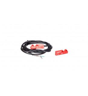 Wyłącznik magnetyczny bezpieczeństwa 2R 24V DC przewód 2m XCSDMC7902