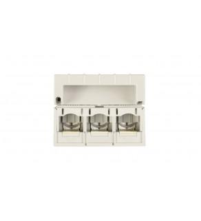 Rozłącznik bezpiecznikowy 3P 160A NH00 NH SPX 605202