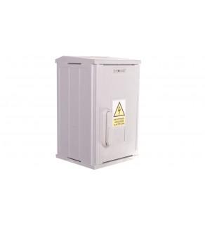 Obudowa termoutwardzalna 420x260x250mm IP44 SSTN 26x42 (zawiera kątowniki) IOB-40110-002