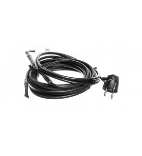 Przewód grzejny do rur 18W/m 6m GPRU-6/18 z termostatem bimetalowym MTC10000132