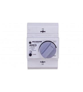 Regulator prędkości obrotowej 1-fazowy ARED 3,0 230V 3A /na szynę TH/ 17886-9956