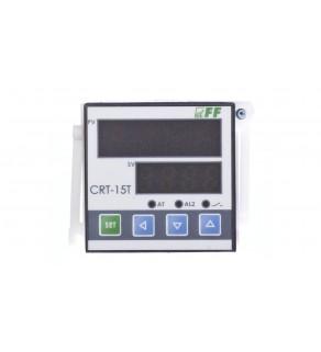 Regulator temperatury tablicowy 48x48mm 0-400 st.C 100-240V AC cyfrowy CRT-15T
