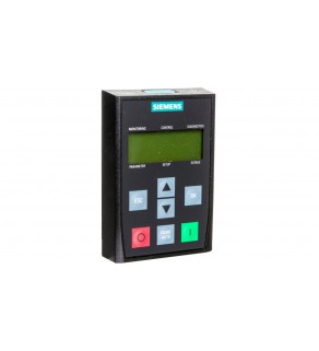 Panel operatorski podstawowy SINAMICS G120 (BOP-2) 6SL3255-0AA00-4CA1