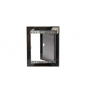 Drzwi rewizyjne do montażu złącz kontrolnych i przewodów odprowadzających pod elewacje 68.3 NI /96800305