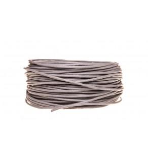 Kabel teleinformatyczny F/UTP kat.5e 4x2x0,5 /100m