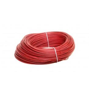 Przewód silikonowy OLFLEX HEAT 180 SiF 1x1,5 czerwony 0051104 /100m