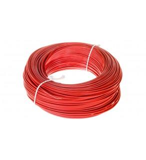 Przewód silikonowy OLFLEX HEAT 180 SiF 1x1 czerwony 0050104 /100m