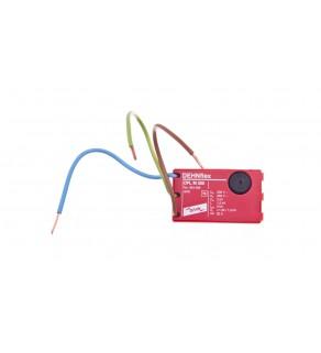 Ogranicznik przepięć D Typ 3 2P 3kA 1,5kV 255V (kapsułka do puszki i gniazda) DEHN flex M 255 924396