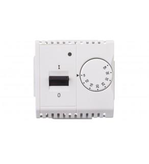 Simon Basic Regulator temperatury z czujnikiem wewnętrznym biały BMRT10w.02/11
