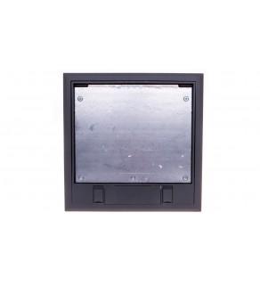 Kaseta podłogowa zasilająca 6-modułowa szara GES4-2U10T 7011 7405145