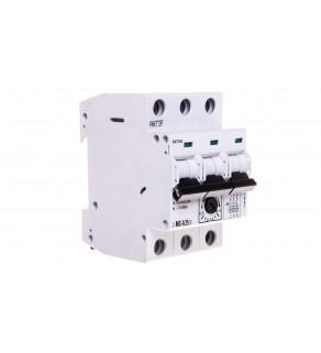 Wyłącznik silnikowy 3P 0,06kW 0,16-0,25A Z-MS-0,25/3 248403