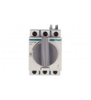 Rozłącznik izolacyjny 3P 63A HAB306