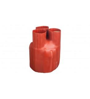 Palczatka do rur 160mm SEH3-R-160 /175-56/ czerwona 5-3004