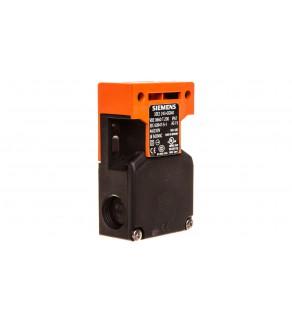 Wyłącznik krańcowy bezpieczeństwa 1Z 1R migowy bez napędu wpust kablowy 3xM20x1,5 IP65 3SE2243-0XX40