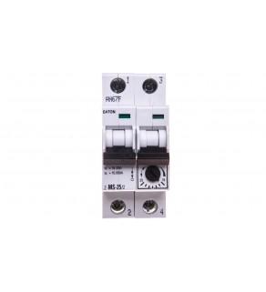 Wyłącznik silnikowy 2P 3kW 16-25A Z-MS-25/2 248400