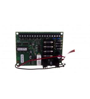 Centrala systemu alarmowego do 4 wejść i 2 wyjść, Satel CA-4 VP