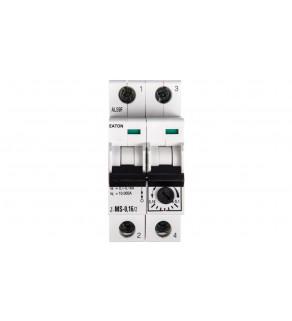 Wyłącznik silnikowy 2P 0,1-0,16A Z-MS-0,16/2 248389