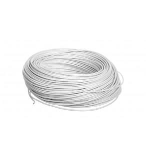 Przewód silikonowy OLFLEX HEAT 180 SIF 1x0,75 biały 0049105 /100m