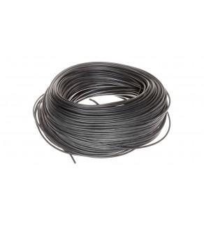 Przewód silikonowy OLFLEX HEAT 180 SiF 1x1 czarny 0050001 /100m